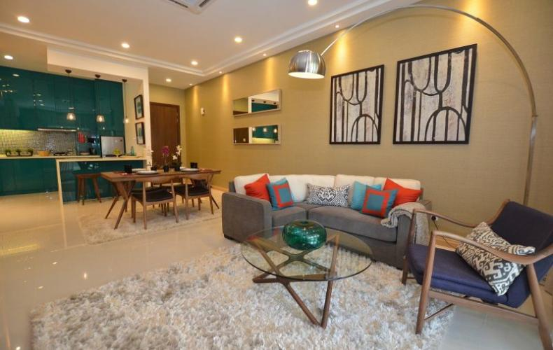 PJ Midtown - Living Hall