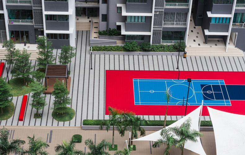 Almyra Residence- Recreation Areas with top  notch facilities