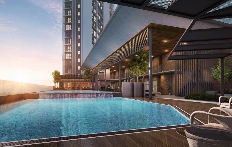The Clio 2 Residences-Swimming pool