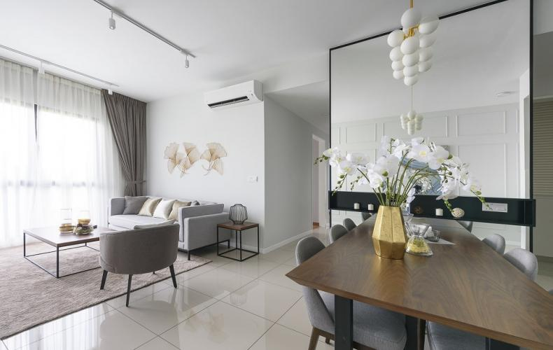 The Clio 2 Residences-type B2-Living hall