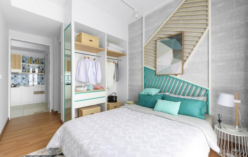 The Clio 2 Residences-type D-Master Bedroom