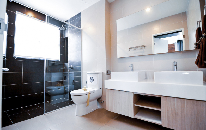 Lyden - Type A - Bathroom
