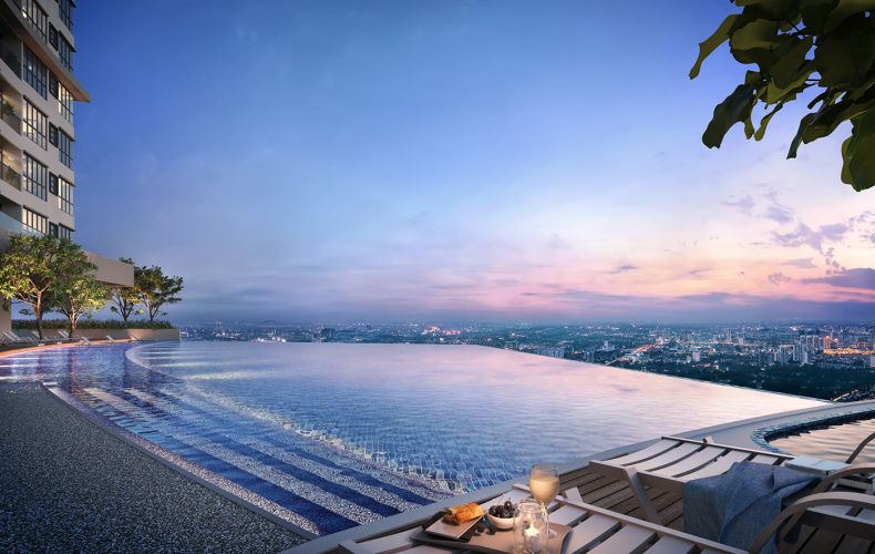 Perspective - Infinity Pool