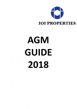 AGM Guide 2018