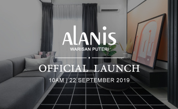 Alanis Official Launch on 22 September