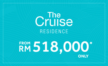 The Cruise - From RM518,000