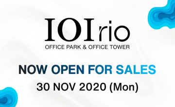 IOI Rio - Open For Sales