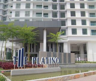 The Platino Serviced Apartment